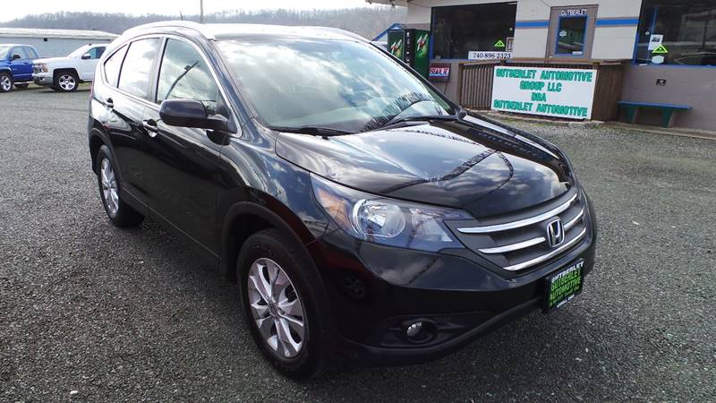 2012 Honda CR V For Sale At Gutberlet Automotive In Lowell OH
