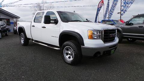2008 GMC Sierra 2500HD for sale in Lowell, OH