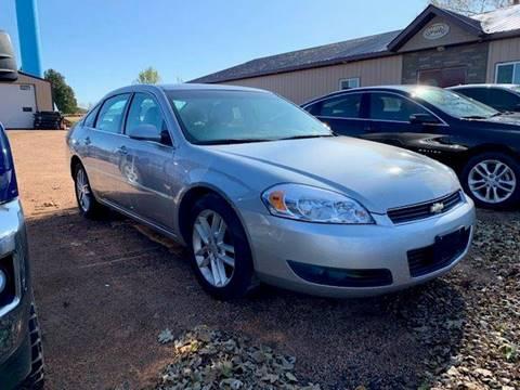 2008 Chevrolet Impala for sale in Stratford, WI