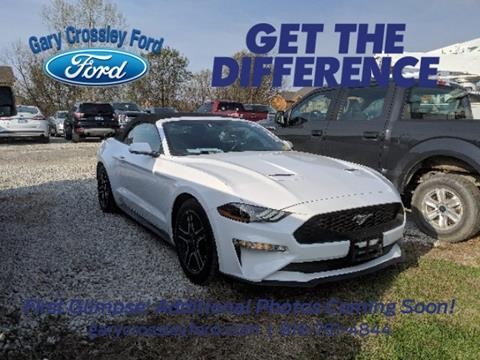 2018 Ford Mustang for sale in Kansas City, MO