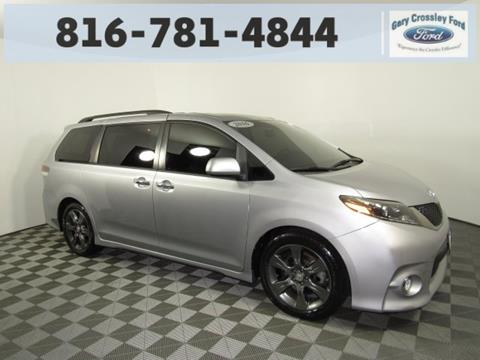 2016 Toyota Sienna for sale in Kansas City, MO