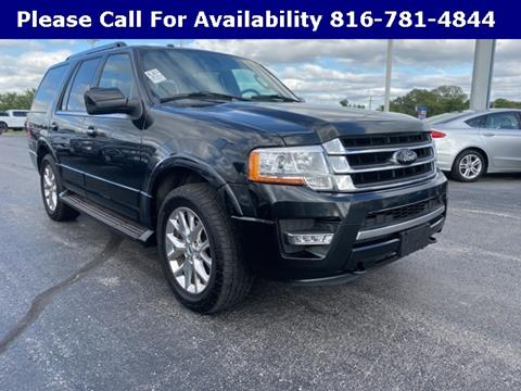 2015 Ford Expedition for sale in Kansas City, MO