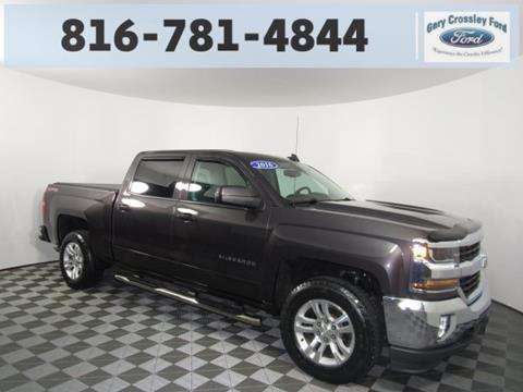 2016 Chevrolet Silverado 1500 for sale in Kansas City, MO