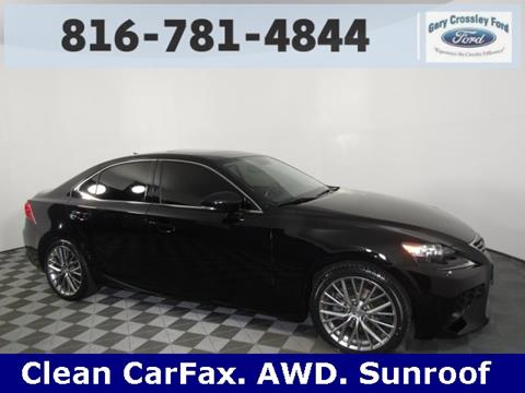 2014 Lexus IS 250 for sale in Kansas City, MO