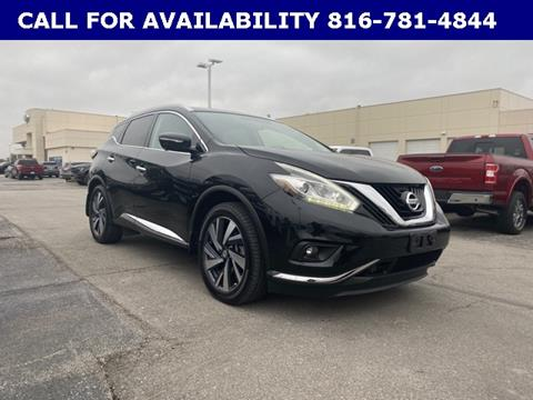 2015 Nissan Murano for sale in Kansas City, MO