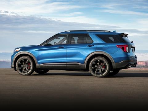 2020 Ford Explorer for sale in Kansas City, MO