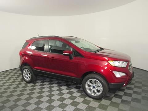 2020 Ford EcoSport for sale in Kansas City, MO