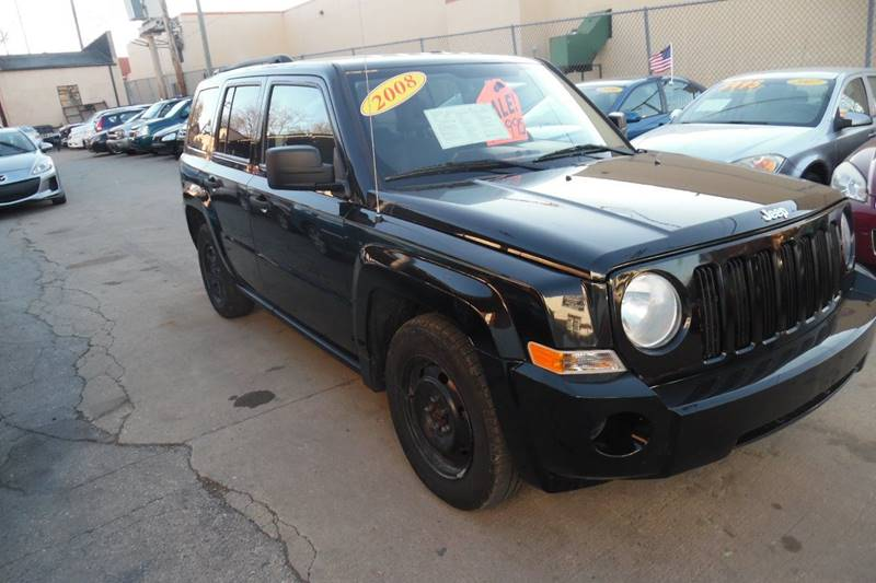 Elegant 2008 Jeep Patriot Sport
