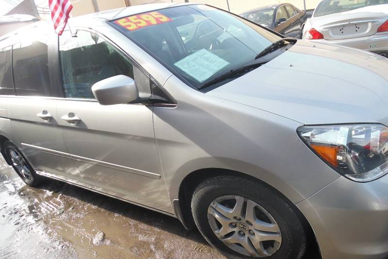 2006 Honda Odyssey For Sale At Autowise In Milwaukee WI