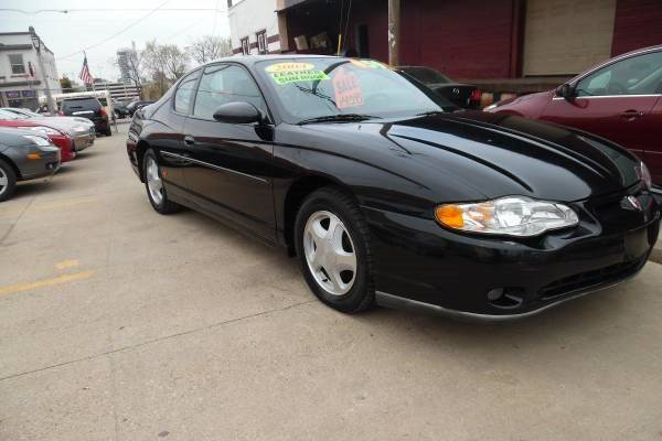 2004 Chevrolet Monte Carlo For Sale At Autowise In Milwaukee WI
