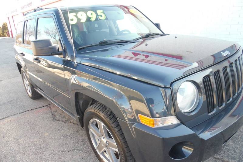 2007 Jeep Patriot For Sale At Autowise In Milwaukee WI