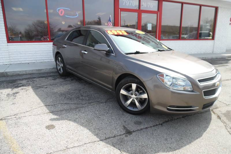 2012 Chevrolet Malibu For Sale At Autowise In Milwaukee WI