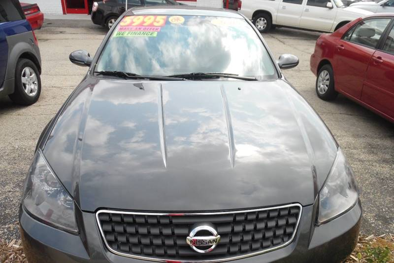 2006 Nissan Altima For Sale At Autowise In Milwaukee WI