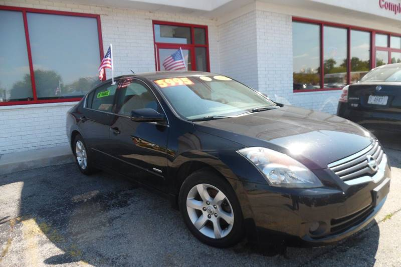 2007 Nissan Altima Hybrid For Sale At Autowise In Milwaukee WI