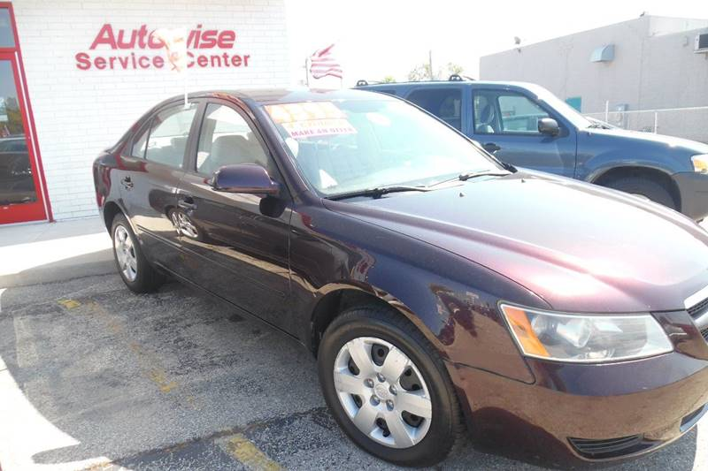2006 Hyundai Sonata For Sale At Autowise In Milwaukee WI