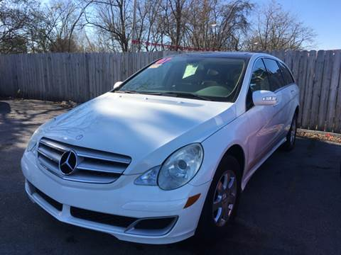 Mercedes benz r class for sale in tennessee for Mercedes benz of knoxville tn