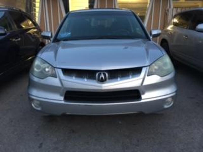 Acura RDX SHAWD In Knoxville TN E Motors LLC - 2007 acura rdx for sale