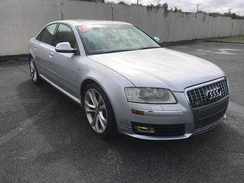 2008 Audi S8 for sale in Knoxville, TN