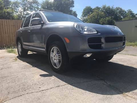 2004 Porsche Cayenne for sale in Knoxville, TN