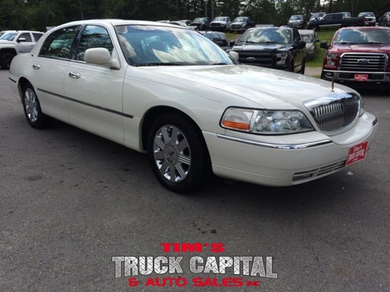 2003 Lincoln Town Car Cartier In Epsom Nh Ttc Auto Outlet Tim S