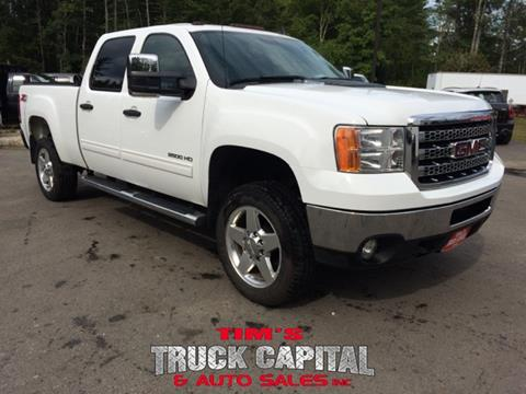 2012 GMC Sierra 2500HD for sale in Epsom, NH