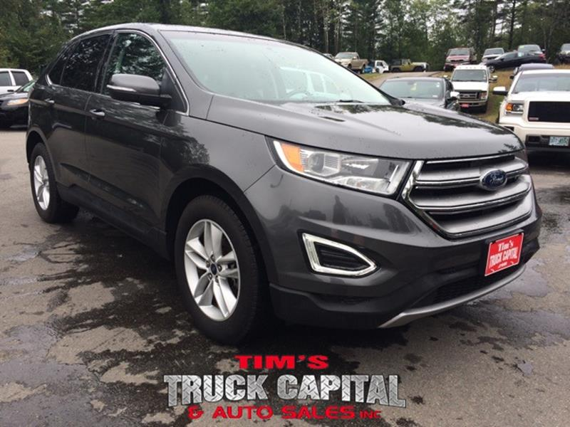 Ford Edge For Sale At Ttc Auto Outlet Tims Truck Capital Auto Sales