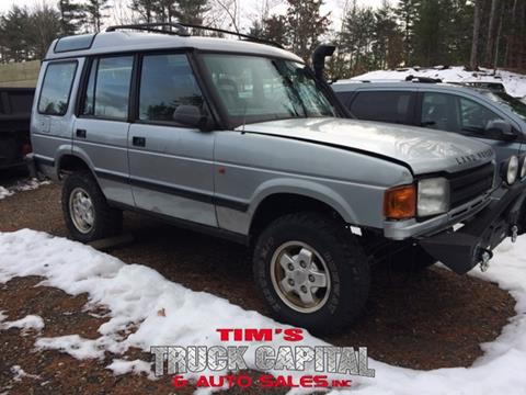 1996 Land Rover Discovery for sale in Epsom, NH