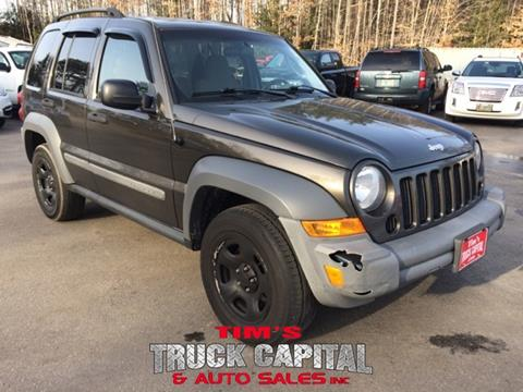 2005 Jeep Liberty for sale in Epsom, NH