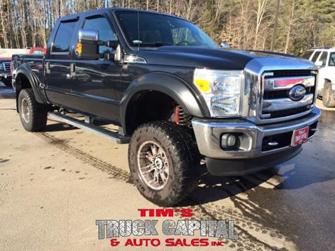 2011 ford f250 diesel value