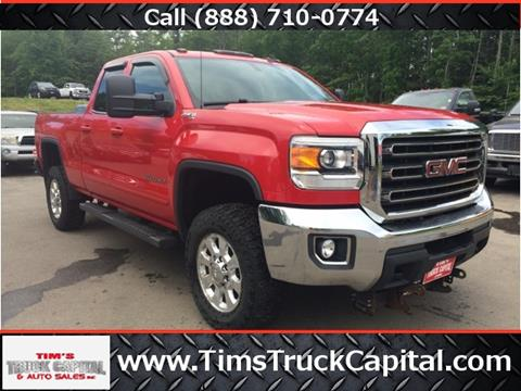 2015 GMC Sierra 2500HD for sale in Epsom, NH
