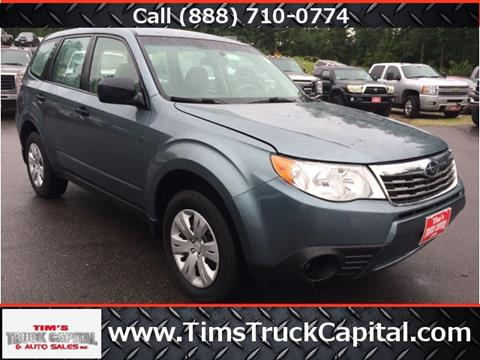 2009 Subaru Forester for sale in Epsom, NH