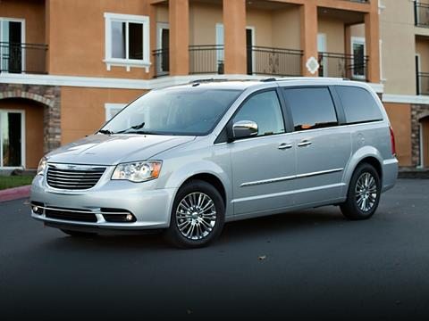 2016 Chrysler Town and Country Touring for sale at TTC AUTO OUTLET/TIM'S TRUCK CAPITAL & AUTO SALES INC ANNEX in Epsom NH