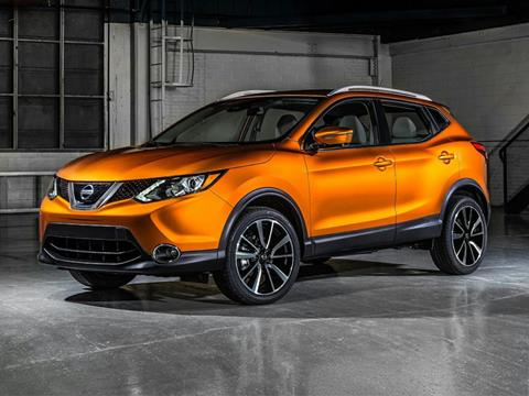 2018 Nissan Rogue Sport for sale at TTC AUTO OUTLET/TIM'S TRUCK CAPITAL & AUTO SALES INC ANNEX in Epsom NH