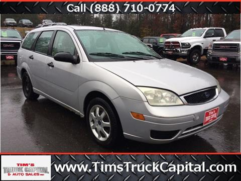 2005 Ford Focus for sale at TTC AUTO OUTLET/TIM'S TRUCK CAPITAL & AUTO SALES INC ANNEX in Epsom NH