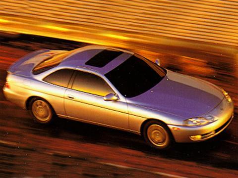1994 Lexus SC 300 for sale in Epsom, NH