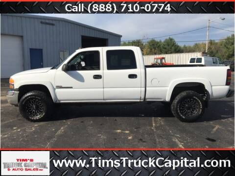 2003 GMC Sierra 2500HD for sale in Epsom, NH