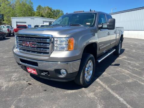2013 GMC Sierra 2500HD