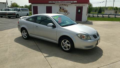 2008 Pontiac G5 for sale in Coldwater, OH