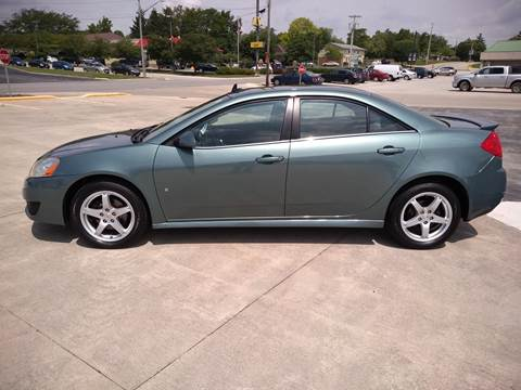 2009 Pontiac G6 for sale in Coldwater, OH