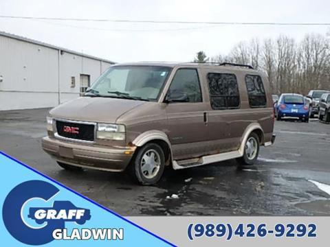 1999 GMC Safari for sale in Gladwin, MI