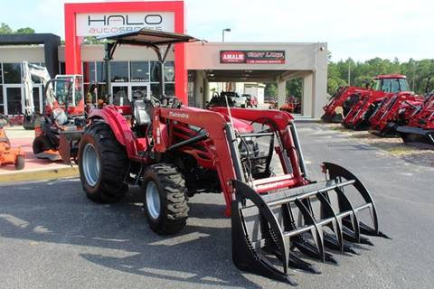 2017 MAHINDRA 2555 HST for sale in Brooksville, FL