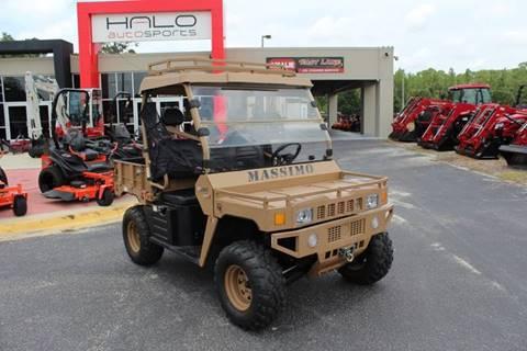 2014 Massimo MSU 600 for sale in Brooksville, FL