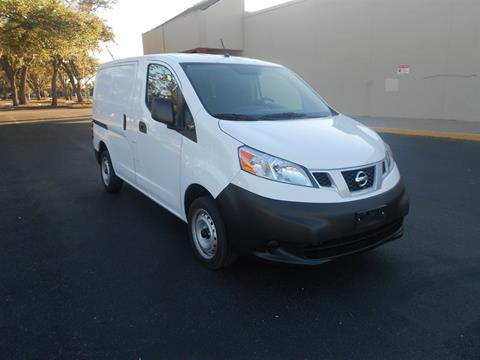 2017 Nissan NV200 For Sale In Orlando FL