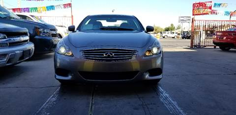 Used infiniti for sale in el paso tx for Fiesta motors el paso tx