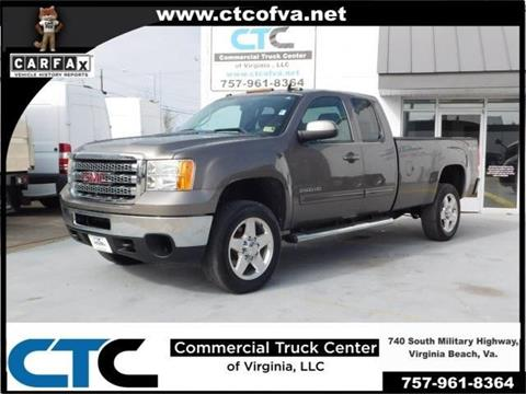 2013 GMC Sierra 2500HD for sale in Virginia Beach, VA