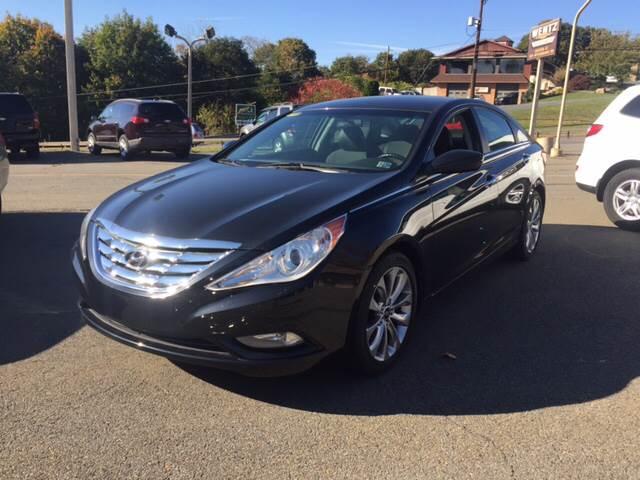 2011 Hyundai Sonata For Sale At WENTZ AUTO SALES In Lehighton PA