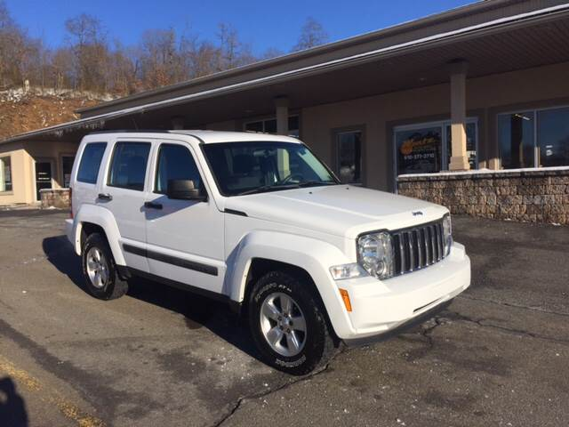 2012 Jeep Liberty For Sale At WENTZ AUTO SALES In Lehighton PA