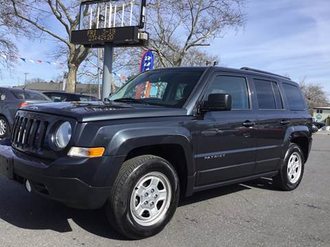 2015 Jeep Patriot for sale in Allentown, PA