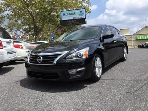 2013 Nissan Altima for sale at All Star Auto Sales and Service LLC in Allentown PA