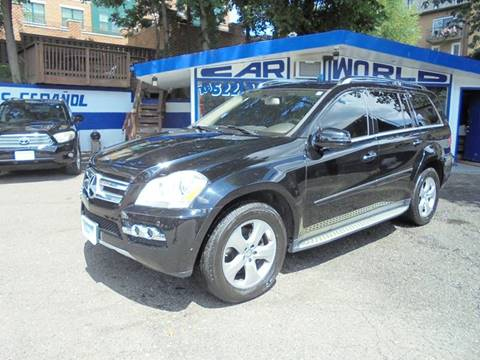 2011 Mercedes-Benz GL-Class for sale at Car World Inc in Arlington VA